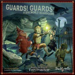 Guards! Guards! : A Discworld Boardgame
